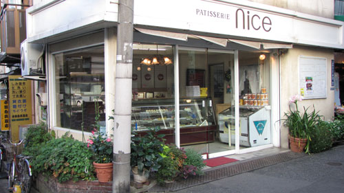 ニース洋菓子店